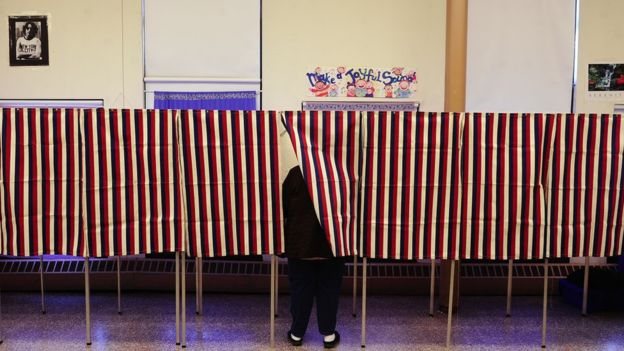Getty Images U.S. presidential primary elections